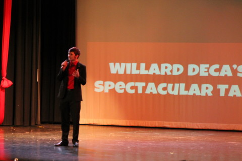 Willard DECA's Holiday Spectacular Talent Show