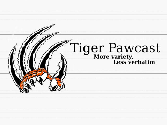 Tiger Pawcast Episode 5: Behind the Shelves of the WHS Library