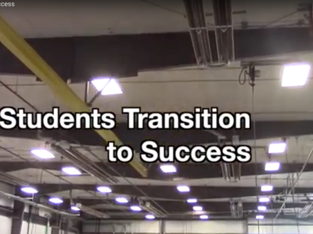 Students Transition to Success